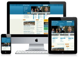 create a responsive web design