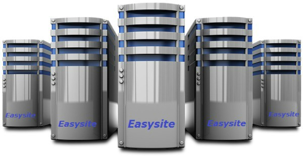 Get fast reliable website hosting from Easysite