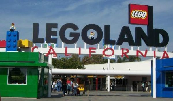 Lego land California