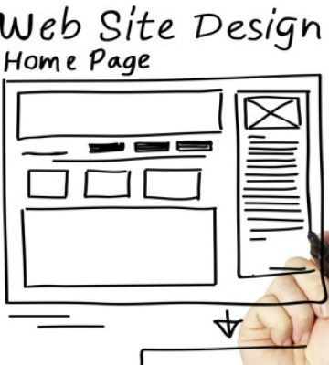 Save money and design your own business website