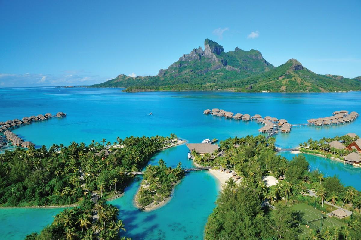 Photo Credit: Four Seasons Bora Bora