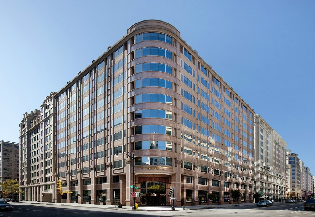 WASHINGTON D.C. BUILDING MANAGER WHERE MY REGUS OFFICE WAS LOCATED