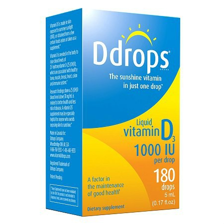 Vitamin D - healthy bone, muscle, breast, heart, colon and immune system. Great if you feel low.