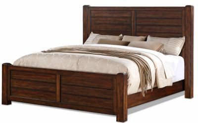 You might not be King Arthur, but you'll feel like the king of your castle with the Arthur Bed.