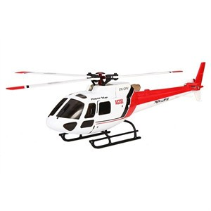 WLtoys V931 6CH Brushless Flybarless RC Helicopter RTF 2.4GHz flys great