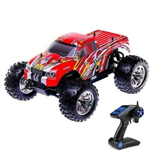 Fuel Gas Powered HSP 94188 4WD 1/10 off-road Monster Truck RTR RC Car