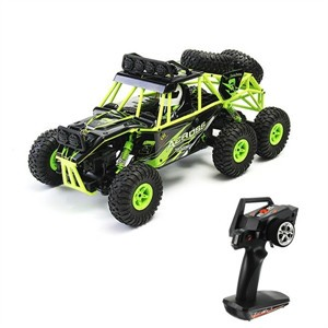 WLtoys 18628 1/18 6WD ACross Crawlerking RC Car RTR 2.4GHz