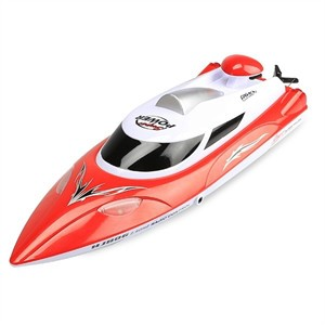 HJ806 2.4G High Speed 35km/h 200m Control Distance RC Boat Built-in Water Cooling System