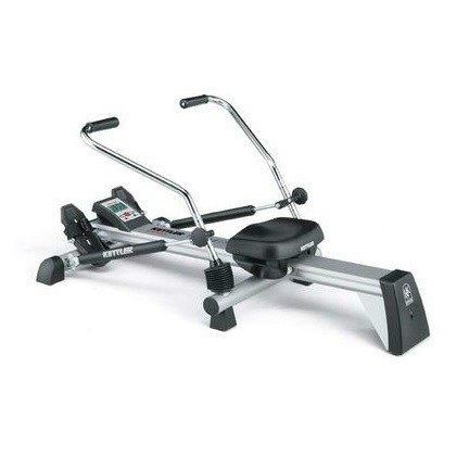 The rowing machine FAVORIT is a real all-rounder for exercising the entire body.
