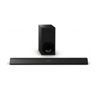 Improve the sound from your TV and hear the detail you've been missing with the Sony HT–CT780 Soundbar