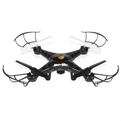 Angry Birds Bomb Squak-Copter 4.5CH 2.4GHz RC Camera Drone