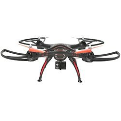 Omega 2.4GHz 4.5CH RC Camera Spy Drone Excellent Fun