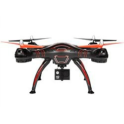 Wraith 2.4GHz 4.5CH 1080p HD RC Camera Spy Drone. Watch video click here.