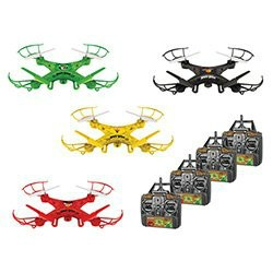 Angry Birds Licensed Squak-Copter Bundle Buy 2 Get 2 Free