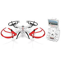 Refurbished Sonic 2.4GHz 4.5CH Live-Feed Video Electric RC Drone