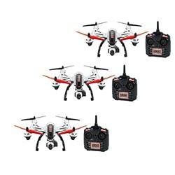 Elite Orion 2.4GHz 4.5CH Camera Drone Buy 2 Get 1 Free Bundle