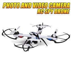 Prowler 2.4GHz 4.5CH Camera RC Spy Drone Flys Super High