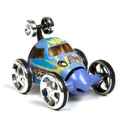 Spinner Stunt Vehicle Micro RTR RC Car Lots Of Fun