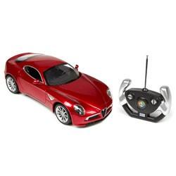 Licensed Alfa Romeo 8C Competizone 1:14 Electric RTR RC Car