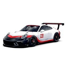 Rastar Licensed Porsche 911 GT3 27MHz 1:14 RTR Electric RC Car