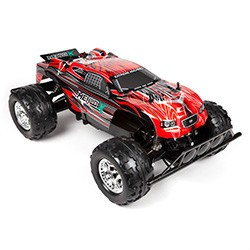 Master X Turbo 27MHz 1:8 4WD RTR Electric RC Truggy