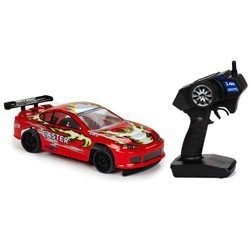 Caster Electric 1:18 4WD 2.4GHz RTR RC Street Car