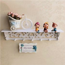 Amazing Dolls 1 Set Wall Shelves