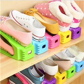 Shoe Slots Organizer Space Save