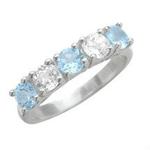 Choose Your Own Gemstone Ring For Valentines Day