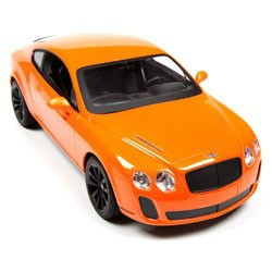 Orange Bentley GT 1:14 RTR Electric RC Car