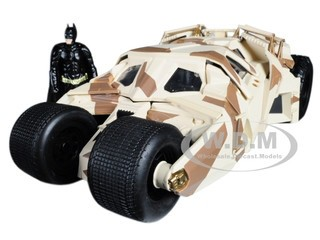 Batmobile with Batman Diecast Figure