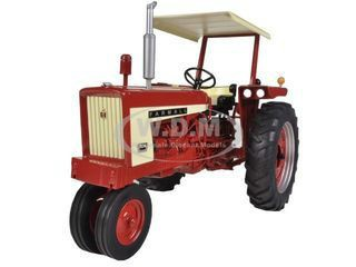 Farmall 504 Gas Narrow Front Tractor