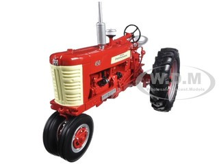 International 544 Wide Front Tractor