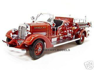 1938 Ahrens Fox VC Fire Engine