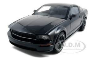 2008 Ford Mustang GT Bullitt Black