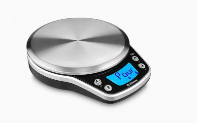 Integrate new recipes into your weekly meal planning with the Perfect Blend smart scale