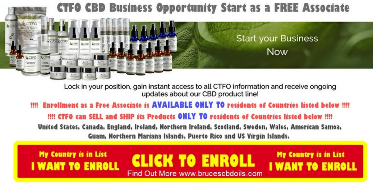 BE PART OF THE HOTTEST WELLNESS TREND & NEXT BILLION DOLLAR INDUSTRY