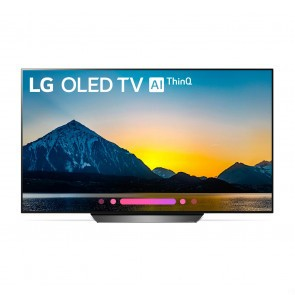 LG Smart TV | 55-inch 4K UHD