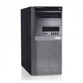 Dell OptiPlex 960 Tower: Intel Core 2 Duo, 4GB Ram, 160GB, Windows 10 Home