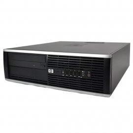 HP 6200 Pro Desktop: Intel Core i5 (2nd Gen), 4GB Ram, 160GB, Windows 10 Home