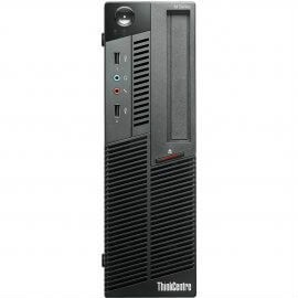 Lenovo ThinkCentre M90 Desktop: Intel Core i5, 4GB Ram, 160GB, Windows 10 Home (Upgrades Available)