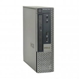 Dell OptiPlex 9010 Ultra Small Desktop: Intel Core i5 (3rd Gen), 4GB Ram, 250GB, Windows 10 Home