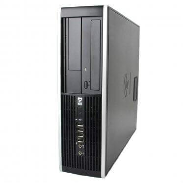 HP 8300 Elite Desktop: Intel Core i5 (3rd Gen), 4GB Ram, 160GB, Windows 10 Home (Upgrades Available)