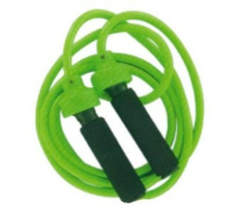 1 Pound Green Deluxe Weighted Jump Rope (Set of 2)