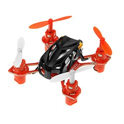 Shockproof 2.4GHz 4CH Mini RC Drone
