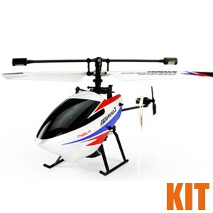 Pro 4 Channel RC Helicopter KIT
