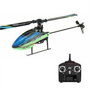 Flybarless RC Helicopter RTF 2.4GHz