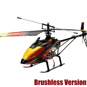 Single Blade RC Helicotper