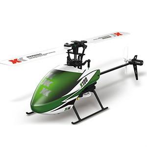 Falcom K100 6CH Flybarless 3D6G System RC