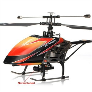 RC Helicopter RTF 2.4Ghz With Videography